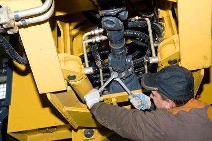A UK Plant Repair Specialist